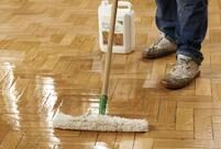 Gap filling & Finishing services provided by trained experts in Floor Sanding Dagenham